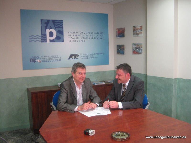 La Asociación Española de Industriales y Técnicos de Piscinas e Instalaciones Deportivas, apuesta por Un Negocio Una Web