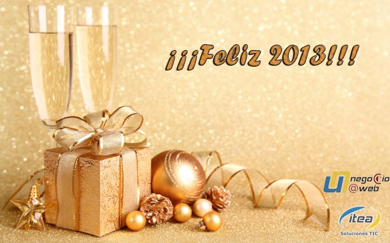 ��Feliz 2013!!