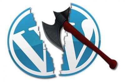 PROGRAMA UN NEGOCIO, UNA WEB - Wordpress sufre el mayor ataque de su historia -