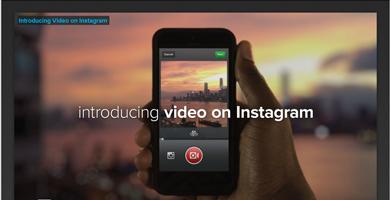 PROGRAMA UN NEGOCIO, UNA WEB - Competición por los microvídeos: Instagram VS Vine  -