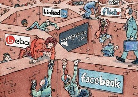 La importancia de la web y redes sociales