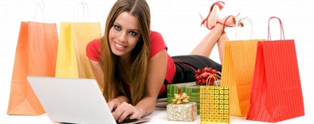 Los españoles gastan 185€ al año en compras por Internet