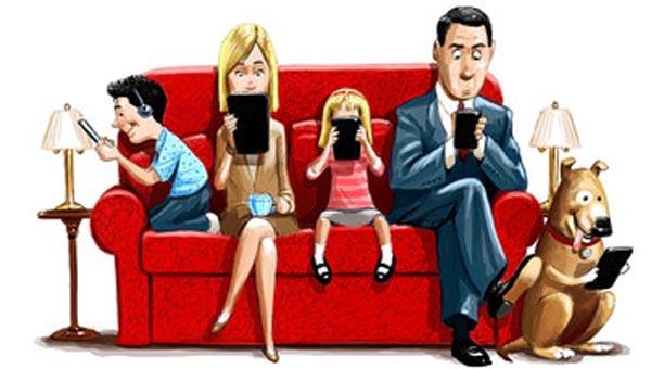 El 30% de usuarios pasan 3 horas al d�a en redes sociales