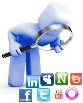 PROGRAMA UN NEGOCIO, UNA WEB - Jóvenes que recurren a las redes sociales antes que a los buscadores -