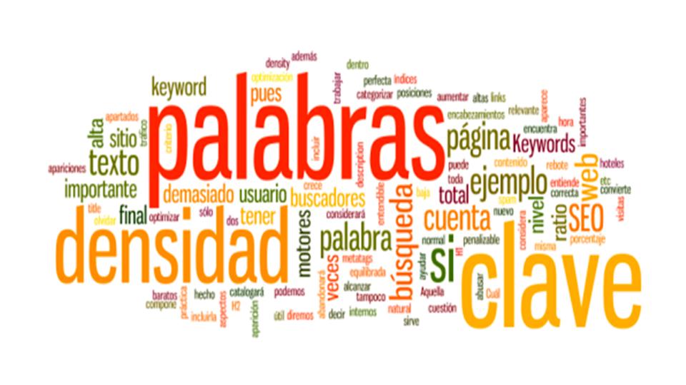 PROGRAMA UN NEGOCIO, UNA WEB - Qué son las palabras clave de tu web -